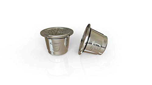 Capsulier Capsi refillable coffee capsule compatible with Nespresso