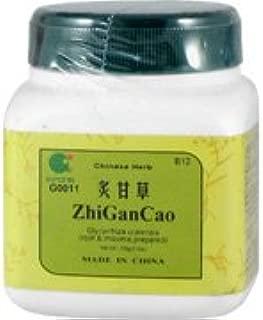 Zhi Gan Cao - Chinese Licorice root & rhizome, Zhi prepared, 100 grams,(E-Fong)