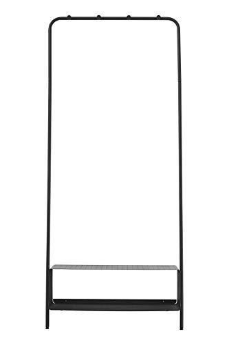 House Doctor Rack Ways, schwarz, 74 x 32 cm