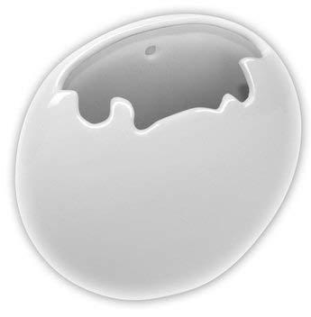 Set de 4 humidificadores de ambiente para radiadores. Material: cerámica blanca