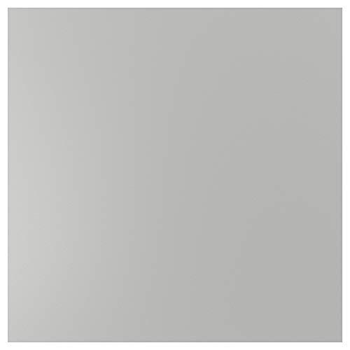 SIBBARP specialtillverkad väggpanel 1 m²x1,3 cm aluminiumeffekt laminat