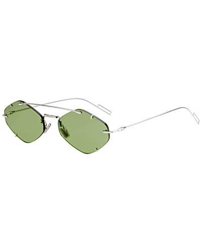 Dior Gafas de Sol INCLUSION SILVER/GREEN hombre