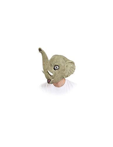 DISBACANAL Máscara Elefante