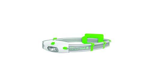 Led Lenser Neo Linterna Frontal Running Unisex, Verde