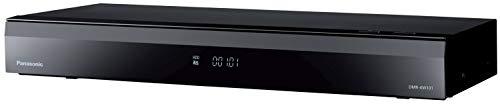 パナソニック 1TB 3チューナー ブルーレイレコーダー 4Kチューナー内蔵 4K放送長時間録画/2番組同時録画対応 4K DIGA DMR-4W101