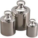 新光電子 ViBRA円筒分銅 2kg F2級 (1個) F2CSB-2K