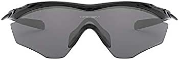 Oakley M2 OO9343-09 45mm Polished Black Men's Sunglasses