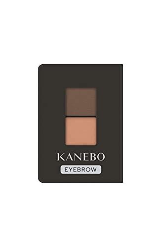KANEBO(カネボウ) アイブロウデュオ ED2 ED02 Dark Shade Brown 1.5g