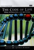 The Code of Life: DNA, Information, and Mutation