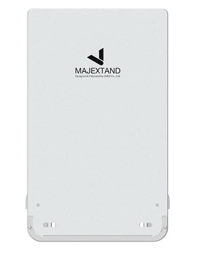 【国内正規品】Majextand M・人間工学に基づくスマートフォン/タブレット用スタンド (シルバー)