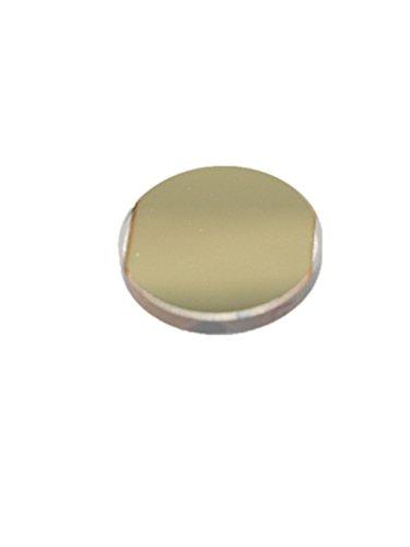 SMO Nouveau haute Qualité Réflexion 25mm K9 plaqué or miroir réflecteur laser CO2 Gravure Graveur