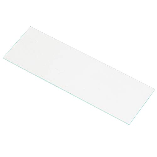 Dukal Pack of 72 Glass Microscope Slides 3' x 1'. Plain Transparent Micro Slides. Microscope Blank Slides. Scientific Laboratory Clear Slides for Microscope. Pre-Cleaned Blank Microscope Slides.