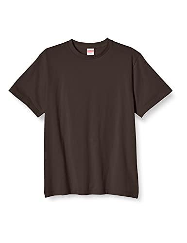 [ユナイテッドアスレ] Tシャツ 540001 メンズ ダークチョコレート XL