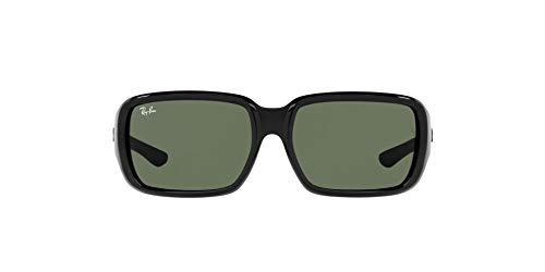 Ray-Ban 0RJ9072S Gafas, BLACK, 55 Unisex Adulto