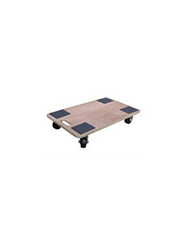 Perel QT115 Transporteur de meubles 650 x 400 mm charge max 400 kg