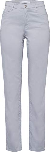 BRAX Damen Style Carola Smart Cotton Hose, Grey, 44W / 32L