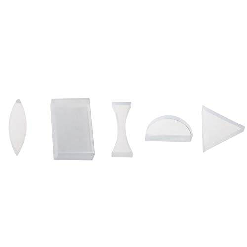 StayMax Physical Optical Experiment Set Concave/Convex Lens