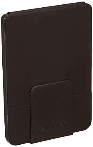 Rakuten Kobo Clara HD SleepCover E-Book Reader Cover Nero, 15,2 cm (6 pollici), Ecopelle