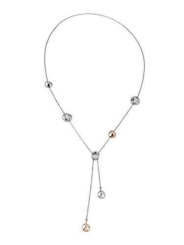 Breil Gioiello Collezione Stones, Collana da Donna in Acciaio COLORATO Misura Unica - TJ2108