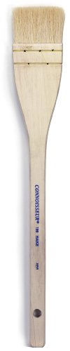Connoisseur Hake Brush, 1 by 1-1/4