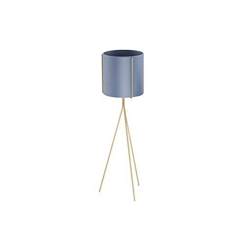 Nordic smeedijzeren bloemenstandaard plantenstandaard, slank minimalistisch op de vloer, woonkamer slaapkamer studie sofa hoek familie hotel decoratieve frame plantenstandaard