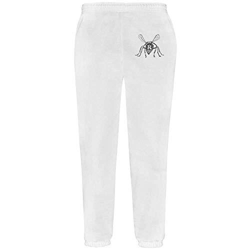 Azeeda Extra Groß 'Hornisse' Grau Joggeurs adultes / Pantalons de survêtement / Fonds (JO00082832)