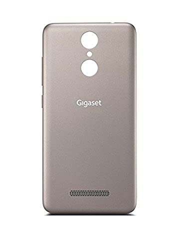 Gigaset GS170 Smartphone - Cover Shell - Schutzhülle - Full Body Beidseitiger 360°Schutz (Mokka)