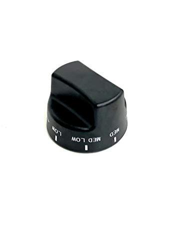 Price comparison product image PB010206 VGSC,  VGRC,  VGRT Top Burner Knob Replacement for Viking AP5315463,  952591,  8858,  VIKPB010206