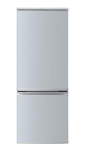 シャープ 冷蔵庫 つけかえどっちもドアタイプ 167L シルバー SJ-D17C-S