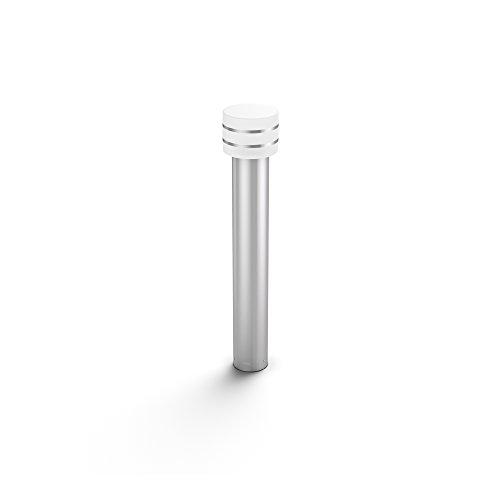 Philips Hue White TUAR Potelet 1 X 9,5 W - Inox