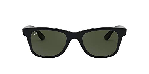 Ray-Ban 0RB4640F-52-601-31 Gafas, 21.5151515151515, 52 para Hombre