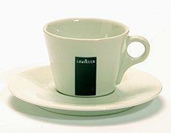Lavazza Kaffee Cappuccino-Tasse