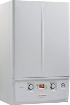 Caldaia IMMERGAS a condensazione EXA 24 kW ErP metano classe A GPL/Metano