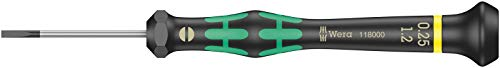 Preisvergleich Produktbild Wera 05117997001 2035 Elektroniker-Schlitzschraubendreher, 0.35 x 2.5 x 40 mm