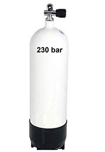 Eurozylinder Botella de Acero 10 Litros