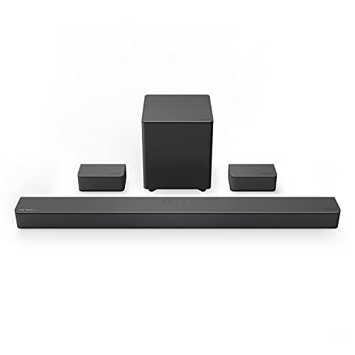 VIZIO M-Series 5.1 Home Theater Sound Bar with Dolby Atmos and DTS:X