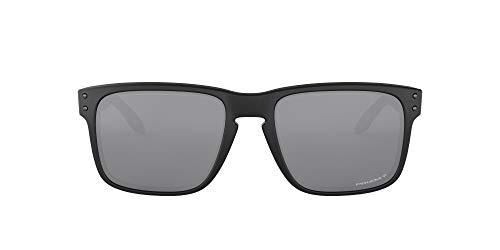 Oakley Herren Oo9102 Holbrook Mtt PRIZM Black Polar, Schwarz (Negro), 55