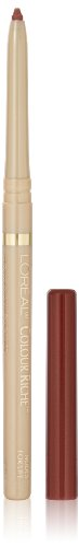 L'Oreal Paris Colour Riche Lip Liner, Nudes for Life, 0.007 Ounce