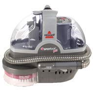 BISSELL SpotBot Pet Handsfree Spot and Stain Portable Carpet 33N8A (Renewed)