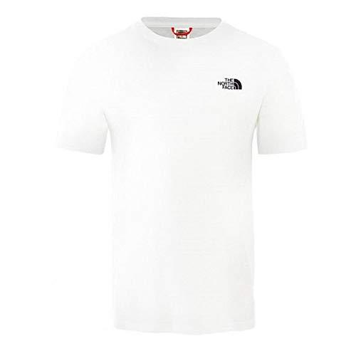 The North Face Camiseta BD GLS Blanco Negro