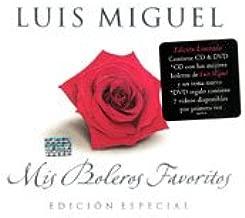 Mis Boleros Favoritos : Edicion Especial CD+DVD