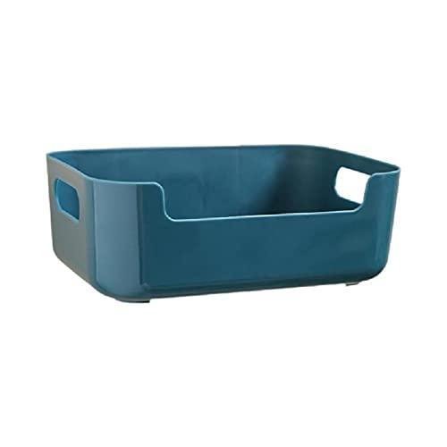 Caja de almacenamiento de plástico para montaje en pared, para mesita de noche, estante flotante