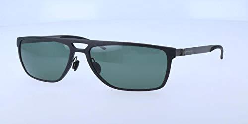 Mercedes-Benz Sonnenbrille M7008 Gafas de Sol, Negro (Schwarz), 59.0 para Hombre
