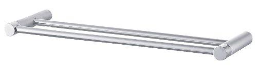 SANEI 【タオル掛け】二段掛 長さ457mm W57253-457