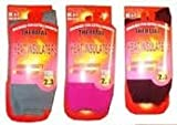 Ladies New Twisted Yarn Heat Holder Thermal Socks