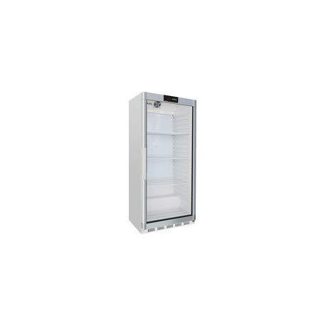 Armario refrigerado positivo, 600 L, color blanco, L2G