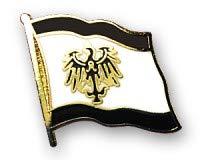 Preußen Flaggen Pin Fahnen Pin Flaggenpin