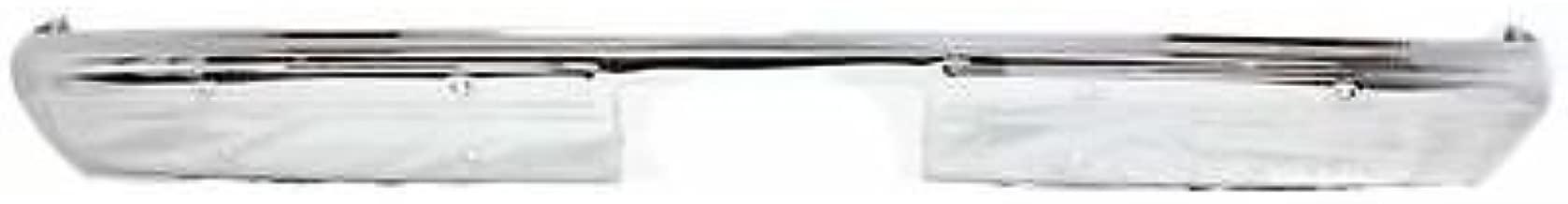 1987 c10 rear bumper