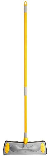 Apex 10176AM Twister Balai Attrape-poussière avec Manche télescopique