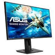Asus VG278Q 27 inch Widescreen 100,000,000:1 1ms DVI/HDMI/DisplayPort LED LCD Monitor, w/Speakers (Black)